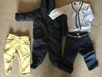Baby boy designer clothes