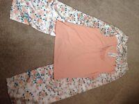 Silky pyjamas (women's)