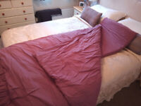 Two Duvalay sleeping bags/duvets