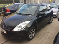 Suzuki swift 1200 petrol 2013 new model one owner 50000 doesn't get first mot till next year
