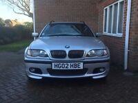 2002 BMW 330D Sport Touring - Rare 5 Speed Manual!