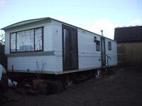 static caravan Tahiti 28 x 10 2 bed