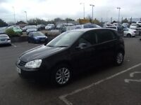 2007 57 VOLKSWAGEN GOLF 1.6 MATCH FSI 5D 114 BHP **** GUARANTEED FINANCE **** PART EX WELCOME ****