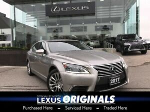 2017 Lexus LS 460 Technology Package Navigation Backup CAM Su...