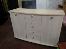 Beautiful beech colour Sideboard .