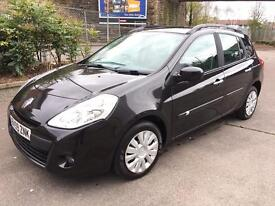 Stunning 2009 59 Renault Clio 1.2 Expression Estate **2 Owners+Full History+1 Years Mot**