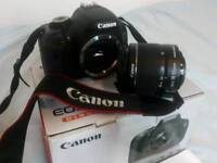 Canon EOS 600D 18.0MP Digital SLR Camera - Black (Kit w/ EF-S 18-55mm Lens)