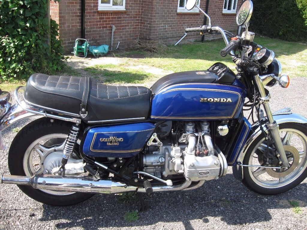 1979 honda goldwing gl1000 in waterlooville h shire gumtree 1981 Honda GL1100 Goldwing 1979 honda goldwing gl1000
