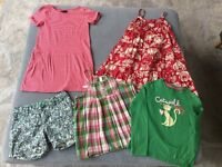 Gap Girls Summer Clothes Ages 6-8