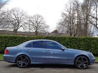 Mercedes-Benz E Class 2.7 E270 CDI Avantgarde 4dr ALLOY WHEELS + BARGAIN!