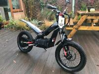 Osset 36v electric trials bike with extras