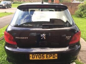 *REDUCED* PEUGEOT 307 S HDI 90 *(Low Mileage 97000)*