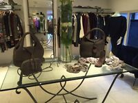Sales assistant / marketing assistant / pa to owner for ladies designer clothing store