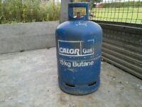 Calor Gas bottle 15kg Empty save on deposit on new bottle