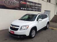 2014 Chevrolet Orlando LT 7-PASS LOADED *CERTIFIED*
