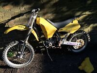 Rm 250cc none runner swap for a 85 80 65 ( kx crf cr yz