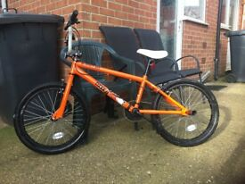 Boys Bike Bought From Halfords