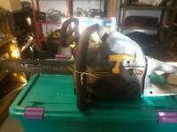 2 stroke chainsaw