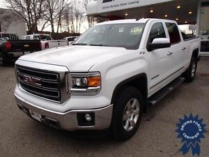 2014 GMC Sierra 1500 SLT Z71 - 4x4, Leather Seats, Dual Zone A/C