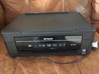 Epsom WiFi XP-202 printer and scanner
