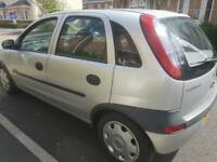 VAUXHALL CORSA ,1.2 ,AUTOMATIC ,76K,SERVICE HISTORY ,CHEAP ON TAX AND FUEL £655 ONO