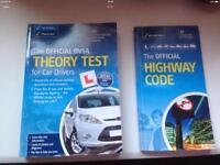 Car Theory & Highway Code Books