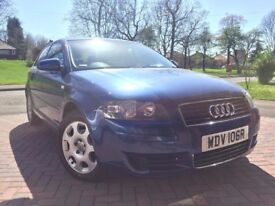 """AUDI A3 1.6 SPECIAL EDITION """"PRIVATE PLATE+12 MONTHS MOT"""""""