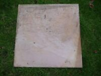 Polished stone slabs - bought but not needed - 60cm sq & 60 x 30 & 30 x 30 - superb - will split up