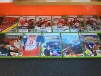 Xbox 360 and PS2 Games