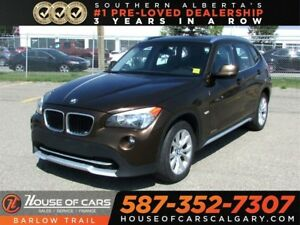 2012 BMW X1 xDrive28i / Backup Camera / Navi / Sunroof