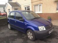 Fiat Panda 1.1 Active 2008, 78500miles, 12months MOT, good clean condition, reliable economical car