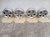 Set of 4 Genuine 17'' Vauxhall Mokka/Mokka X alloys