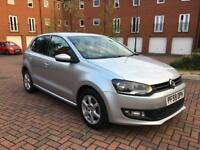 Beautiful 59 Plate VW Polo 1.2 Moda 5 Door
