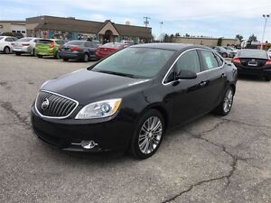 2013 Buick Verano Leather PKG / NAVI/ SUNROOF / BLUETOOTH