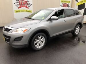 2012 Mazda CX-9 GS, Auto, 3rd Row Seating, Heated Seats, AWD