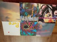 Indie vinyl record collection x12 - depeche mode new order etc