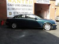 Jaguar S Type 3.0 (Executive) Full Leather Interior