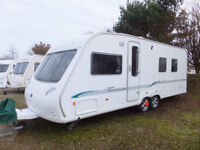 2007 Bessacarr Cameo 645GL – Four Berth Twin Axel Luxury Caravan