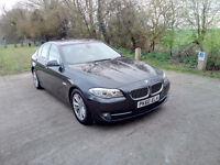BMW 520D DRIVES PERFECT BUT SPAIR OR REPAIR 5450£