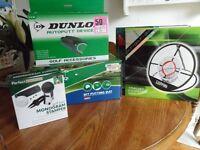 Golf itemes