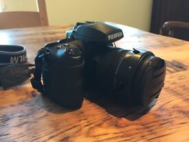 Fujifilm Finepix HS30 exr (bridge camera)