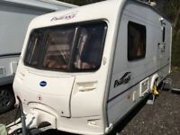 2005, 2 Berth Bailey Pageant Monarch Series 5, with End Shower Room, Motor Mover & Air Con