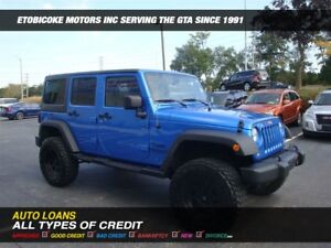2015 Jeep WRANGLER UNLIMITED HARD TOP / SOFT TOP