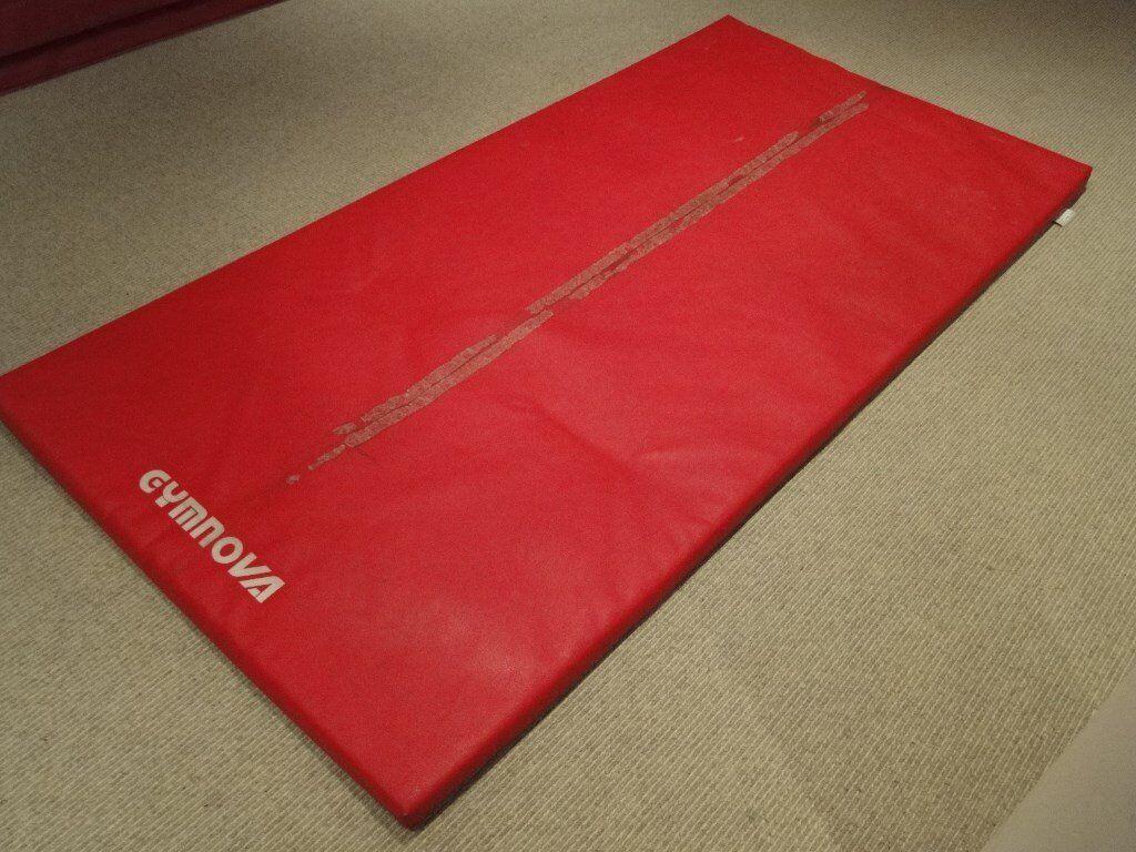 Gymnova gymnastics mat