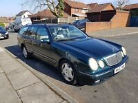 E320cdi estate 7 seater 3.2 DIESEL AUTOMATIC , NO MOT OR TAX ,PAR EX TO CLEAR