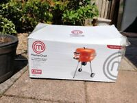 Master Chef charcoal bbq-never been used