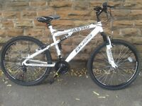 NEW Boss Astro Suspension Mountain Bike RRP£249