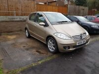 Mercedes A Class Elegance. 2005. automatic. 2 litre turbo diesel.