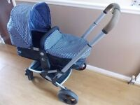 Mothercare Xpedior Pram and Pushchair