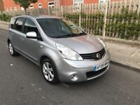 Very lovely Nissan note tekna for sell,with 11 month mot
